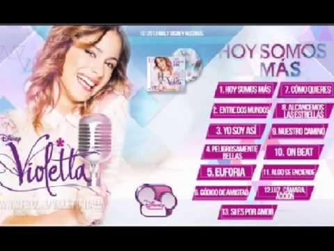 Violetta 2 Disco Completo