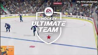 NHL 19 | HUT: My First Challenge + More!| Surrey Warriorz vs. Vegas Golden Knights