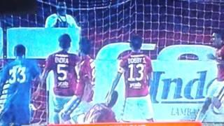 Piala PRESIDEN 2015 BALI UNITED VS AREMA CRONOUS 2-3 HIGHLIGHT