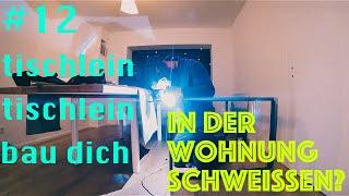 Rustikalen Tisch selber bauen Episode 12 Tischlein Tischlein bau dich Eiche DIY | felix_themechanic