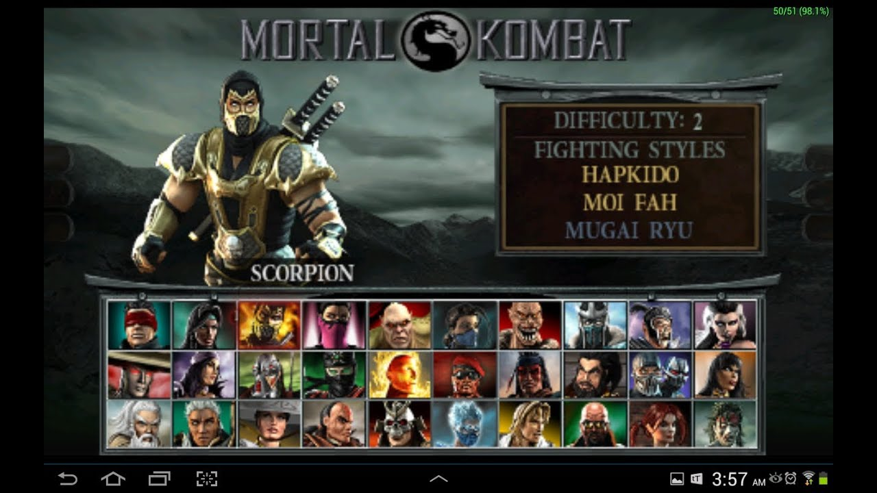 Mortal kombat x review:: android rundown – where you find the.