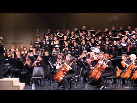Carmina Burana (complete) performed by the Victoria Symphony Orchestra
