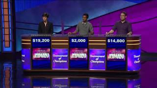 'Jeopardy!' host Alex Trebek gets emotional over contestant's answer | ABC7