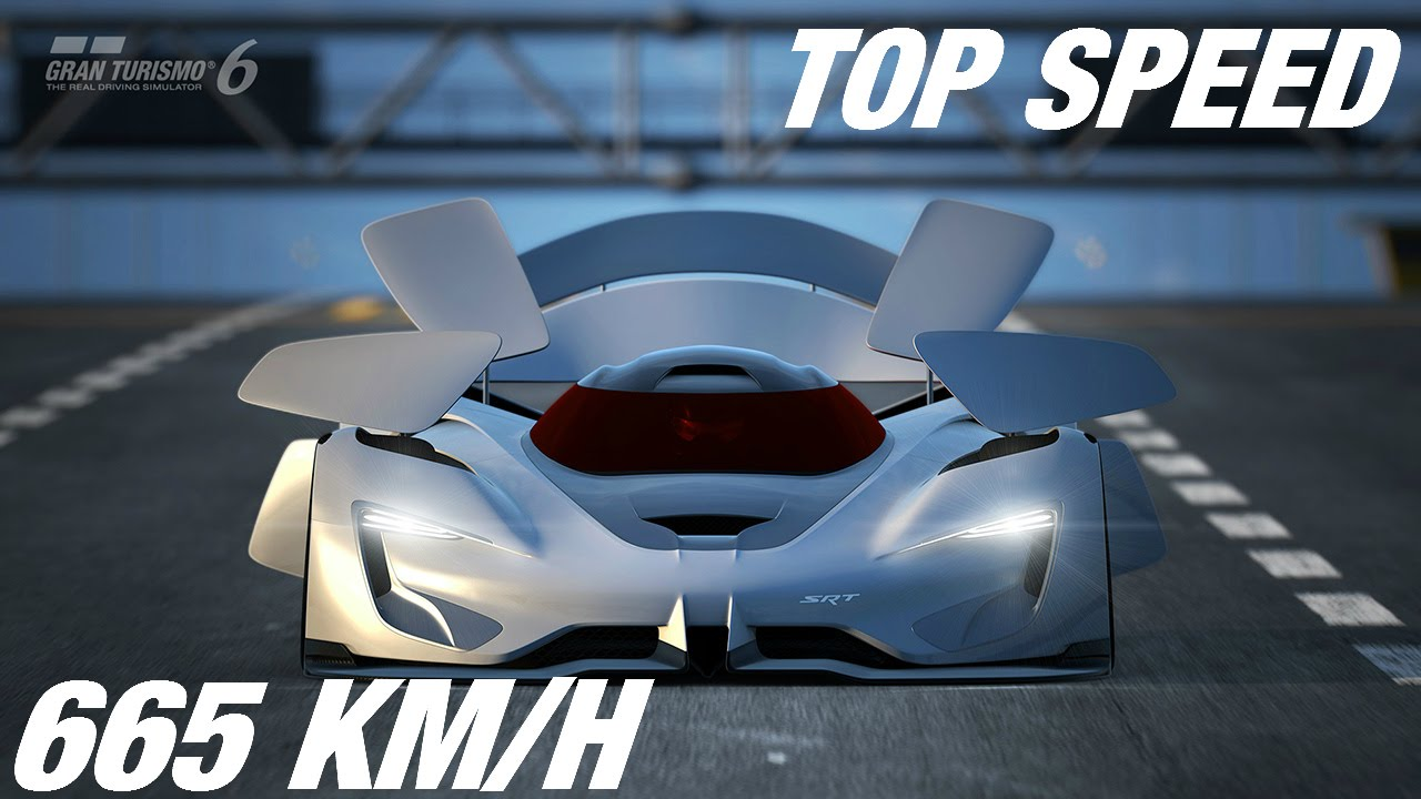 Gran Turismo 6 Srt Tomahawk X Vision Gran Turismo Top
