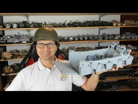 COBI Stream #56 - Ogromna Diorama D-Day / Massive D-Day Display