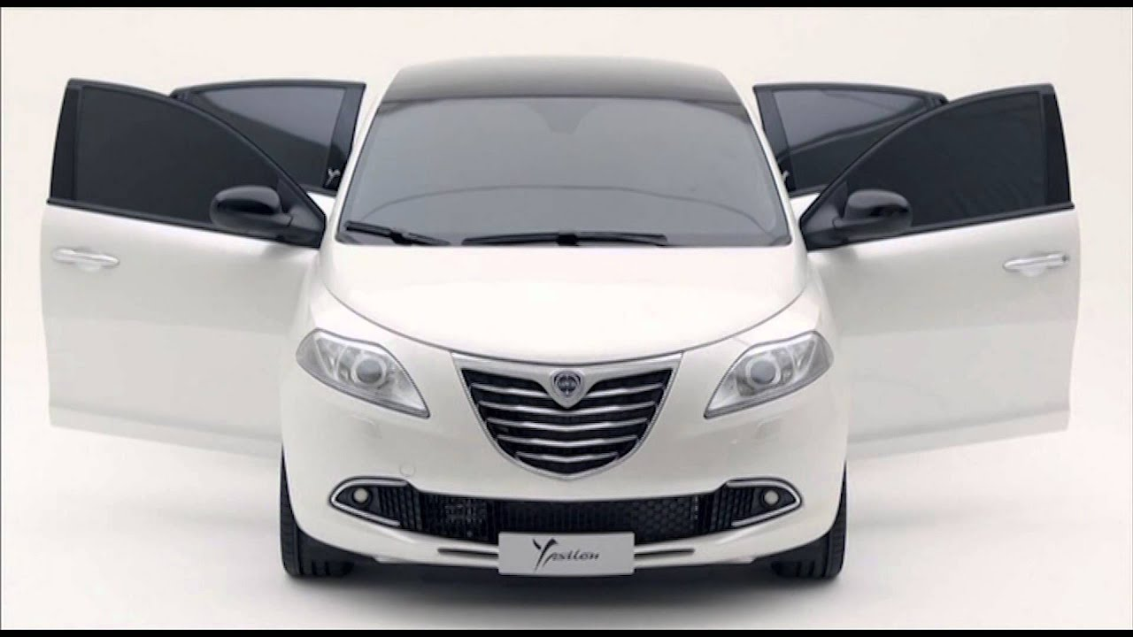 Lancia Ypsilon Interior and Exterior - YouTube