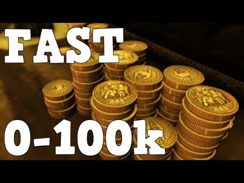 FAST 0-100K+ GOLD GUIDE IN ESO