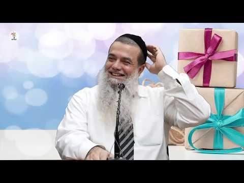 להכריח את בורא עולם לתת לך - הרב יגאל כהן HD - שידור חי