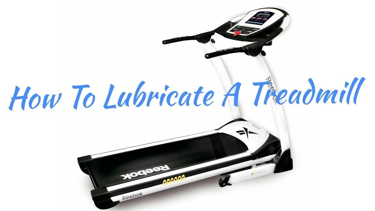 How To Lubricate A Treadmill Belt & How Often | Treadmill Maintenance