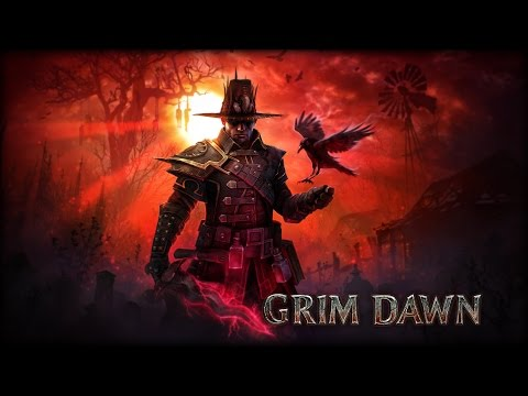 Let's Try: Grim Dawn - Part 1 [An Action-RPG from the makers of Titan Quest]
