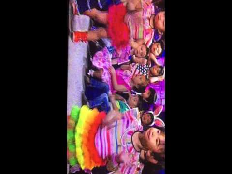 Kids dance of menara school makassar
