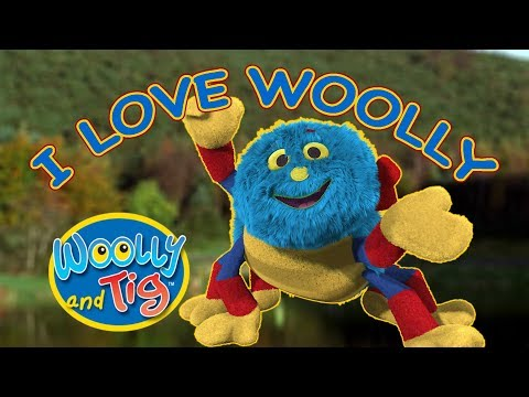 Woolly and Tig - He's My Clever Woolly Boy | Kids TV Show | Full Episode | Toy Spider