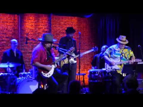 Jimmy Vivino & EastCoast BlueSoul Rockers - Poor Boy Blues -Iridium, NYC