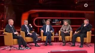 Ток-шоу на 1м немецком. О российской оппозиции и масс-медиа | русские субтитры