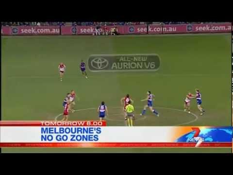 Ryan Griffen 47 disposals - AFL