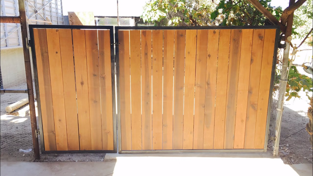 Steel And Wood Fence Bindu Bhatia Astrology