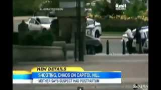 DC Unarmed Woman Shot and Killed at Capitol by White House