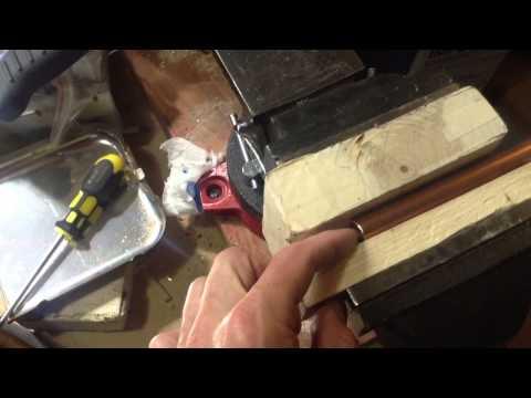 Moka Pot / Stove top Espresso maker handle repair