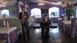 дуэт саксофон фортепиано Avi