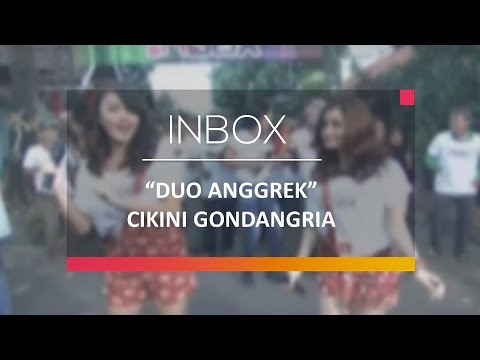 Duo Anggrek - Cikini Gondangdia (Live on Inbox)