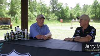 Professional Shooter Jerry Miculek Interviews Keith Warren