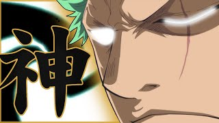 GOD MODE ZORO | The Greatest Influence within One Piece