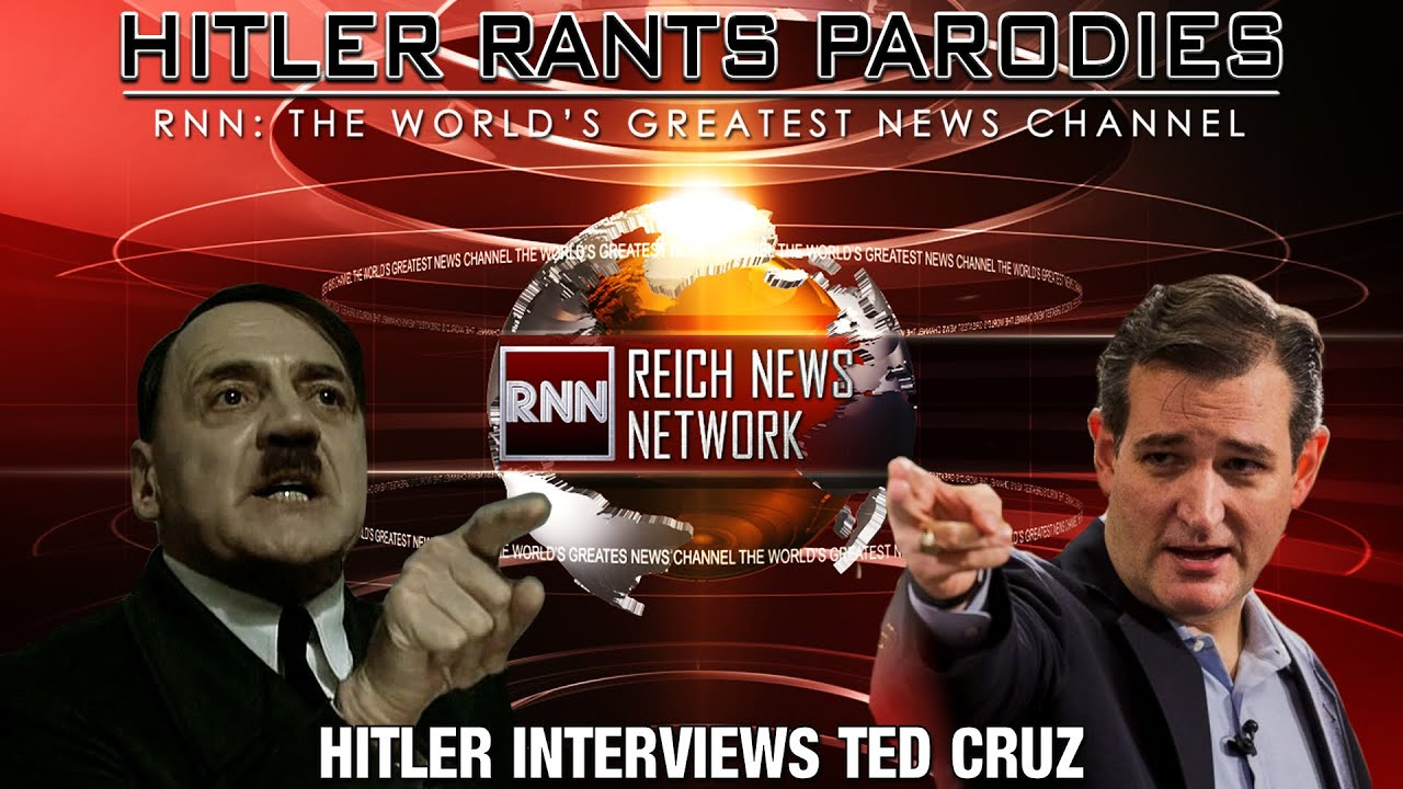 Hitler interviews Ted Cruz