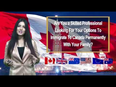 WWICS - Canada Immigration. Skilled Migration