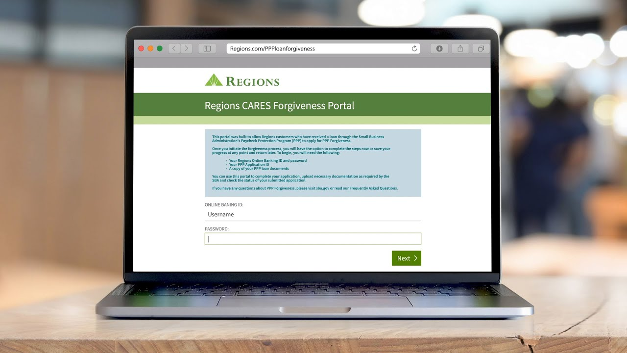 PPP Loan Forgiveness: Portal & Application Process - YouTube