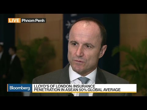 Lloyd's of London Sees Phenomenal Growth in China