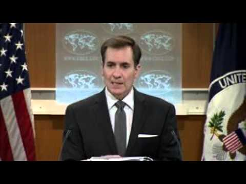 Daily Press Briefing with Spokesperson John Kirby.