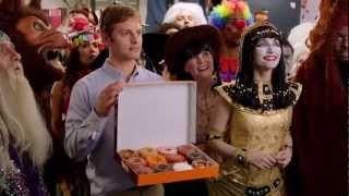 Costume Contest Dunkin Donuts- Commerical