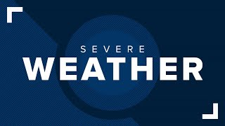 Central Georgia extended severe weather coverage (May 4)
