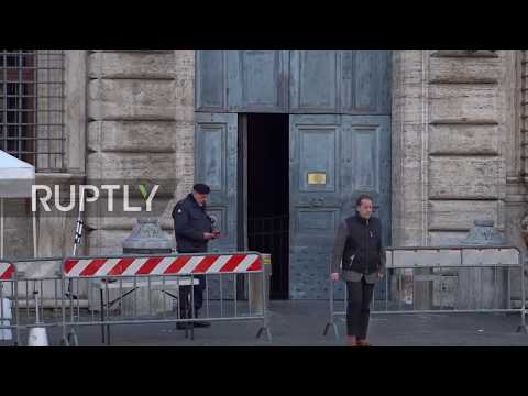 Italy: France recalls ambassador over 'unfounded attacks' from Italy