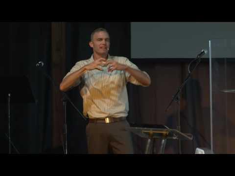 """New Creation, New Purpose"" - Andrew Hoeksema - August 28th"
