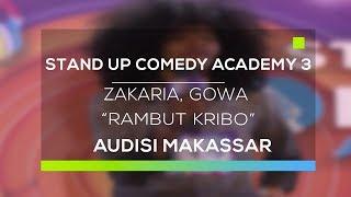 vuclip Stand Up Comedy Academy 3 : Zakaria, Gowa - Rambut Kribo