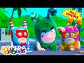 Bestest Action Episode Ever! - ตอนปะทะสุดเจ๋งที่สุด! | Oddbods | ตอนเต็ม | การ์ตูนสนุกสำหรับเด็ก