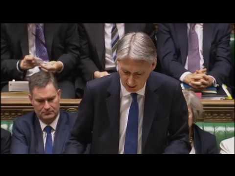 Budget Statement 2017: 8 March