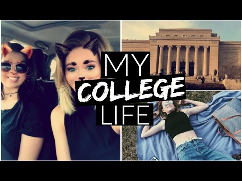 ADVENTURES IN KANSAS CITY / My College Life 2017 / Katie Legate