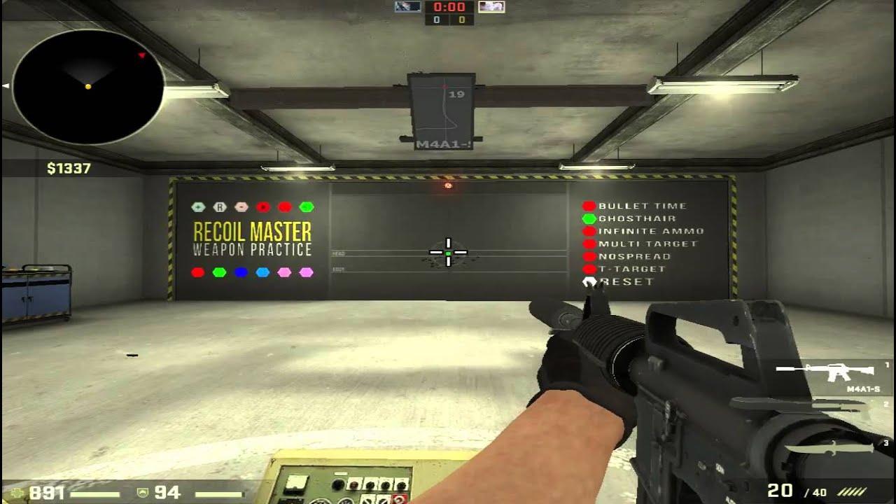 Counter Strike: Global Offensive Sprey Nasıl atılır (Ateş etme eğitimi içerir) How to Spray