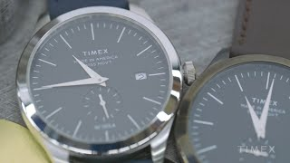 Timex American Documents Watches  American Ingenuity and Craftsmanship