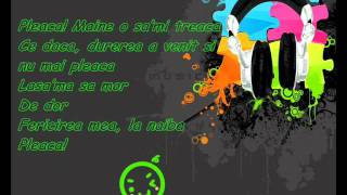 Vunk feat Antonia - Pleaca lyrics.wmv