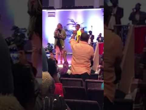 Le'Andria Johnson Kids Can Blow!!!