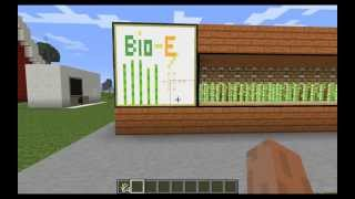 Minecraft - Full Automatic Ethanol Farm using Sugar Cane