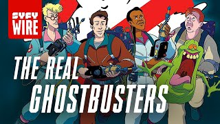 The Real Ghostbusters - Everything You Didn't Know | SYFY WIRE