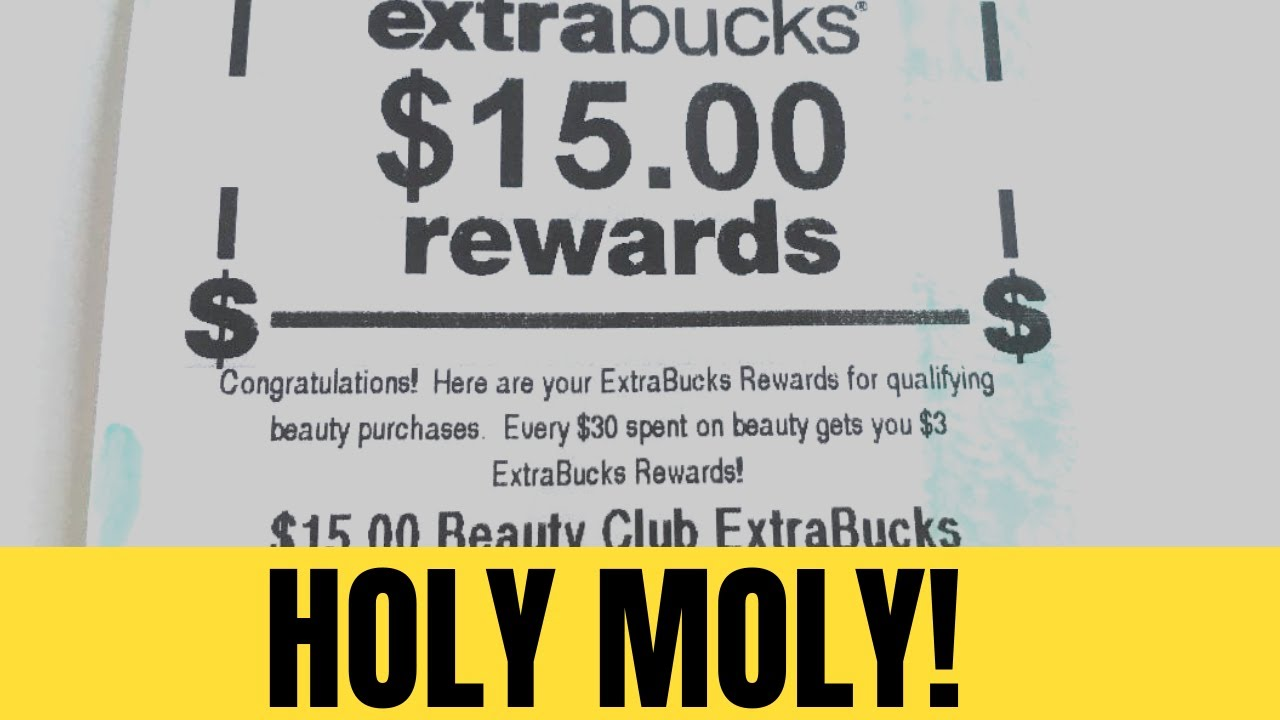 graphic relating to Cvs Printable Coupons named $15 CVS Natural beauty BUCK! Refreshing Exceptional Printable Coupon codes 2 Fresh new Breakdowns!