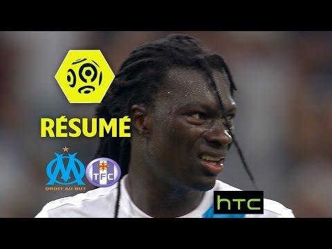 Olympique de Marseille - Toulouse FC (0-0)  - Résumé - (OM - TFC) / 2016-17