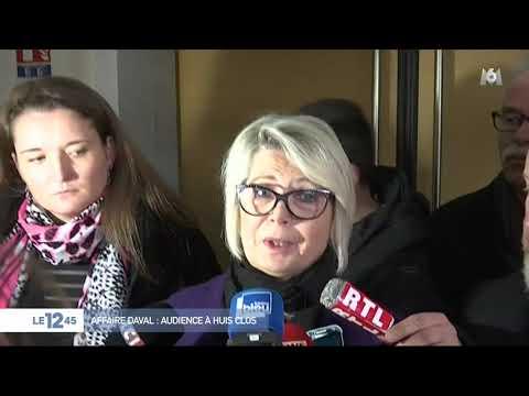 Affaire Daval : audience à huis clos