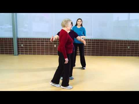 Prevent Senior Falls: Assessment & Balance Exercises