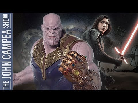 Bigger Disappointment If Terrible: Avengers Engame Or Star Wars 9? - The John Campea Show